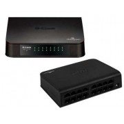 16 Port Gigabit Network Switch - 10/100/1000 Mbit/s D-Link