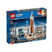 Racheta pentru spatiul indepartat si Centrul de comanda a lansar 60228 Lego City