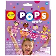Alex Toys 4 Paper Chain Dolls