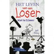 Het leven van een loser: Niet te filmen! - Jeff Kinney