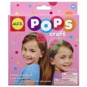 Pops Craft Accesorii De Par Doua Bentite Alextoys (Ax1198-5)