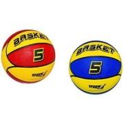 Sport-one pallone da basket five size 5 assortiti (no scelta)
