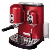 kitchenaid Machine à Café Espresso Artisan rouge empire 5KES2102EER kitchenaid