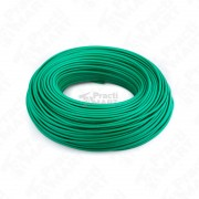 Cable Tipo THW-LS/THHW-LS Deslizable Indiana SLY315 Caja 100 m Calibre 14-Verde