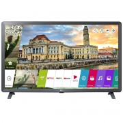 Televizor LCD LG 32LK610BPLB, Smart TV, 80 cm, Wi-Fi, HD Ready, Negru/Gri