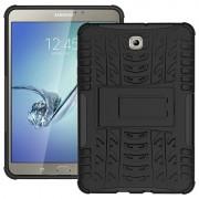 Capa Híbrida Antiderrapante para Samsung Galaxy Tab S2 8.0 T710, T715 - Preto
