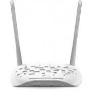 TP-Link Wireless N300 2T2R Access Point, 2.4Ghz 300Mbps, 802.11b/g/n, AP/Client/Bridge/Repeater, 2x 4dBi, Passive POE (TL-WA801ND)