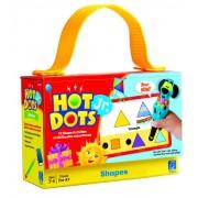 Carduri Junior Hot Dots, 36 carduri colorate, 72 activitati