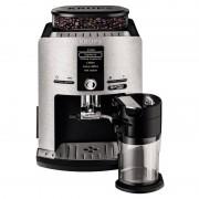 Krups EA82FD10 Cafetera Espresso Automática Die Cast Quattro Force Plata