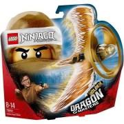 Lego ninjago maestro dragone d'oro