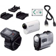 Sony Action Cam HDR-AS200VR + Remote Control & Live View Kit, C