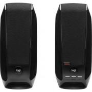 Boxe 2.0 Logitech S150, 1.2W, negru