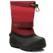 Hótaposó COLUMBIA - Childrens Powderbug Plus II BC1326 Mountain Red/Maple 613