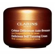 Clarins Creme Delicieuse Auto-Bronzante 125 ml