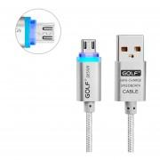 REDLEMON Cable Micro USB De Datos Y Carga Para Smartphone Android