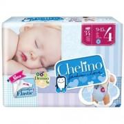 Fraldas Chelino T4