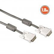 Hama DVI-DVI dual link kábel 1,8m 45077