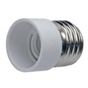 L.S.C. Isolanti Elettrici Adattatore Per Lampada Da E27 A E14
