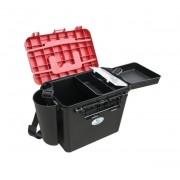 Cutie pescar cu compartiment intern pentru accesorii, 360x230x320mm