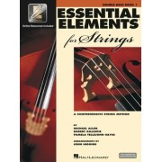 Essential Elements 2000 for Strings: Double Bass, Book 1 [With CD (Audio)]