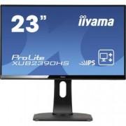 Iiyama LED monitor Iiyama ProLite XUB2390HS-B1, 58.4 cm (23 palec),1920 x 1080 px 5 ms, AH-IPS LED DVI, HDMI™, VGA