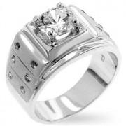J Goodin Ironman Men's Ring R07309N-C01