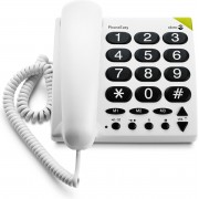 Doro PhoneEasy 311C - Single DECT telefoon - Wit