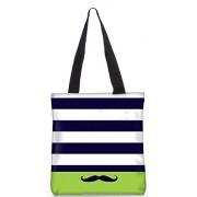 Snoogg Women's Tote Bag (Multi-Coloured) (RPC-029-Bag-FBA)