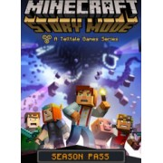 Joc Minecraft Story Mode A Telltale Games Series Key Pentru Calculator