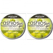 mix box green combo pack of 2 infinity hair wax for men