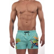 2EROS Birds Of Paradise Shorts Swimwear S50