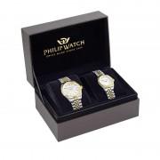 Set ceasuri el si ea Philip Watch R8253597024