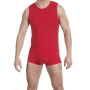 Olaf Benz RED 0965 Muscle Top T Shirt Lips 1-03494/3105
