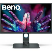 Benq PD3200Q monitor 81.3 cm (32) 2560 x 1440 pixels Wide Quad HD LED Flat Matt Black