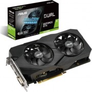 Placa video Asus Dual GeForce® GTX 1660 SUPER™ EVO, 6GB GDDR6, 192-bit