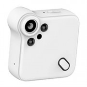 C1S HD 1080P draadloze IP-camera Home Security Surveillance CCTV-netwerk WiFi-camera (wit)
