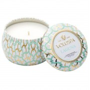 Voluspa Decorative Tin Candle Laguna