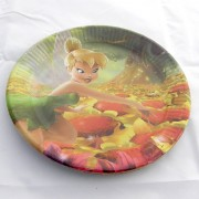 Csingiling Tündérek parti tányér