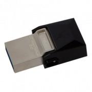 KINGSTON fleš 16GB DataTraveler microDuo 3.0