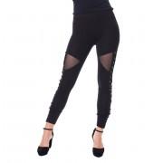 Pantaloni da donna (legigns) Vixxsin - ONYX - NERO - POI825
