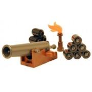 LEGO Cannon Pack - LEGO Pirates Castle Minifigure Accessories