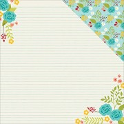 Simple Stories We Are... Family Our Story Scrapbook Paper