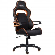 Nitro Concepts E220 Evo Gaming Chair Black/Orange NC-E220E-BO