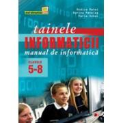 TAINELE INFORMATICII. MANUAL DE INFORMATICA. CLASELE V-VIII 2015