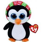 Jucarie De Plus Ty Beanie Boos Penelope The Christmas Penguin Plush Toy 23Cm