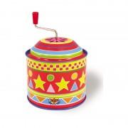 Музикална цветна кутия Vilac