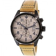 Citizen Analog Champagne Dial Mens Watch-AN3625-07X