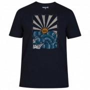 Hurley - Dri-Fit Interval S/S Tee - T-shirt technique taille XL, noir