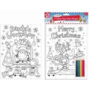 Set creativ Kids Creative Coloreaza propriul puzzle