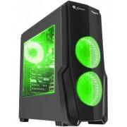 Carcasa Genesis Titan 800 Green (Negru)